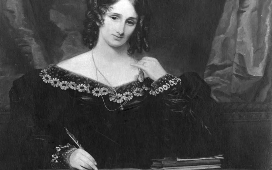 Mujeres Ilustres: Mary Shelley