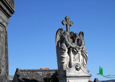 Cementerio de Saint Vicent, Carcassonne