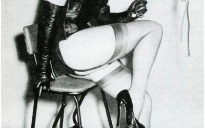 Mujeres ilustres: Bettie Mae Page