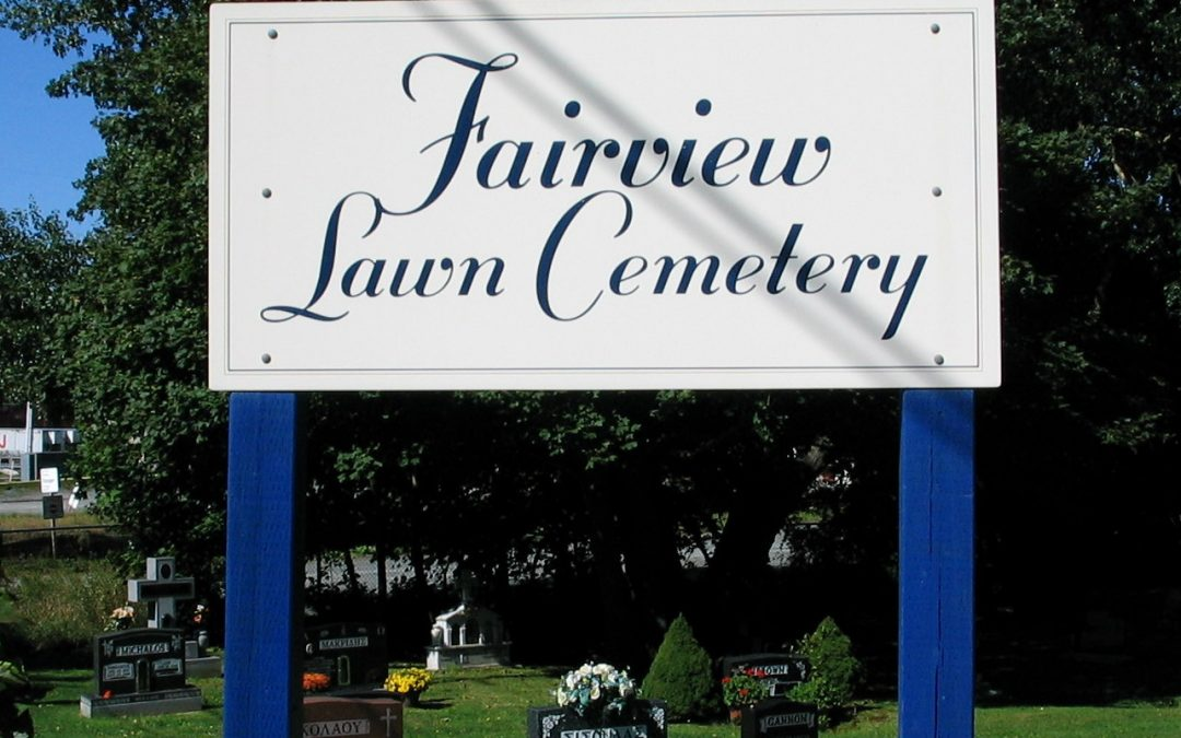 Fairview Lawn Cementery, Halifax