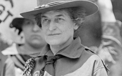 Mujeres Ilustres: Juliette Gordon Low